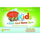 The Great Adventure Kids Bible Card Game Set: Starter Set