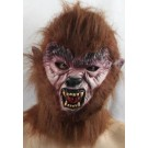 Horrific Wolf Head Cover Halloween Facial Masks