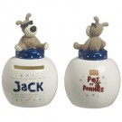 Boofle Pots Of Pennies Mini Money Pot - Jack
