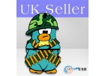 16GB Novelty Cartoon Cool Army Soldier Penguin USB Flash Key Pen Drive Memory Stick Gi...
